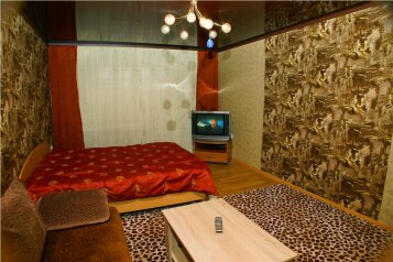 1-комн. квартира, 39 кв.м. на 4 человека, улица Ботвина, Ленинский район, Астрахань - Фотография 4