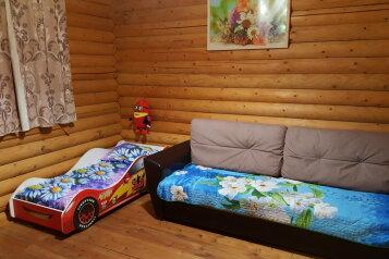 Дом, 49 кв.м. на 7 человек, 2 спальни, Солнечная, 2б, Новомихайловский - Фотография 1