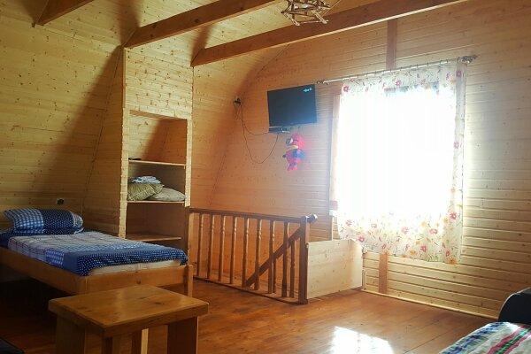 Дом, 49 кв.м. на 6 человек, Солнечная , 2б, Новомихайловский - Фотография 1