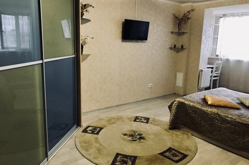 2-комн. квартира, 59 кв.м. на 4 человека, проспект Ямашева, 51, Казань - Фотография 6