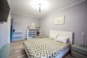 2-комн. квартира, 55 кв.м. на 6 человек, Придорожная аллея, 5, Санкт-Петербург - Фотография 1