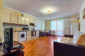 2-комн. квартира, 62 кв.м. на 4 человека, Халтуринский переулок, Ростов-на-Дону - Фотография 1
