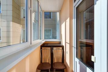 2-комн. квартира, 57 кв.м. на 4 человека, улица Города Волос, 119, Ростов-на-Дону - Фотография 4