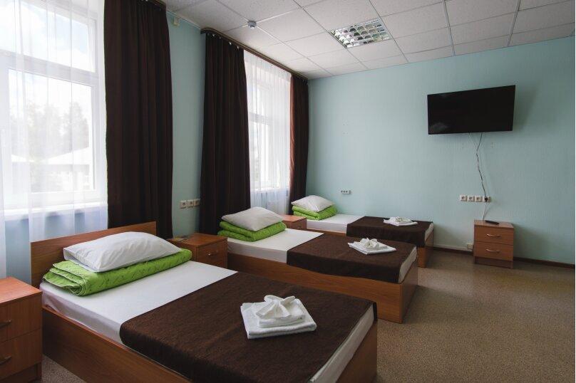 Комфорт трехместный, Привокзальная улица, 9, Барнаул - Фотография 4