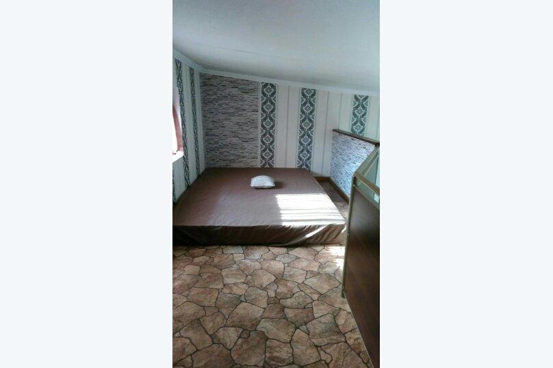 Коттедж для 4-х Однокомнатный в двухуровнях, 30 кв.м. на 4 человека, 1 спальня, улица Руданского, 11, Ялта - Фотография 6