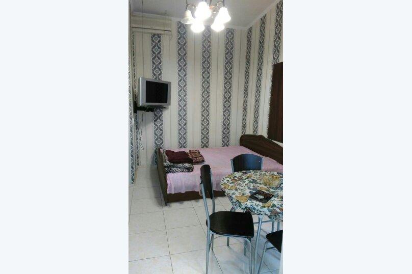 Коттедж для 4-х Однокомнатный в двухуровнях, 30 кв.м. на 4 человека, 1 спальня, улица Руданского, 11, Ялта - Фотография 7