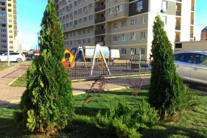 1-комн. квартира, 25 кв.м. на 3 человека, Владимирская улица, 114к1, Анапа - Фотография 12