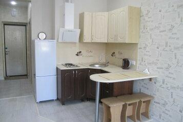 1-комн. квартира, 25 кв.м. на 3 человека, Владимирская улица, 114к1, Анапа - Фотография 1