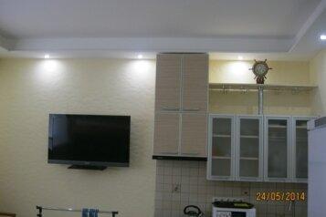 1-комн. квартира, 26 кв.м. на 3 человека, улица Челюскинцев, 57/1, Севастополь - Фотография 1
