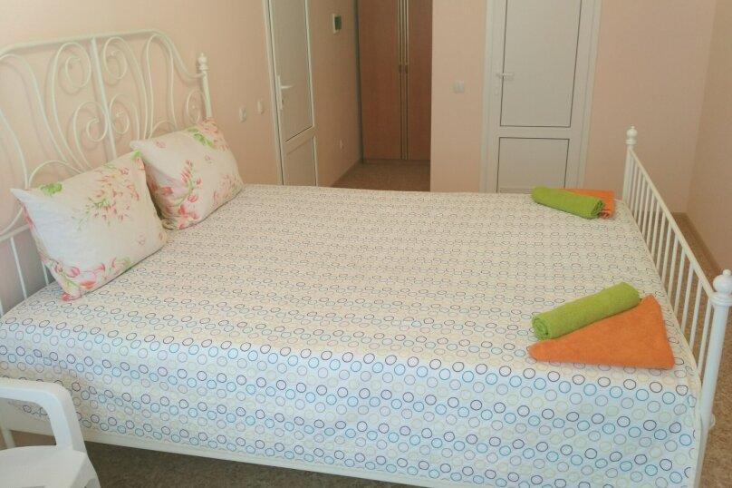 Люкс двухместный с двухспальной кроватью, улица Антонова, 10, Коктебель - Фотография 1