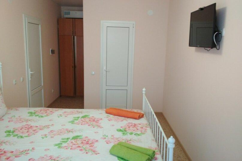 Люкс двухместный с двухспальной кроватью, улица Антонова, 10, Коктебель - Фотография 6
