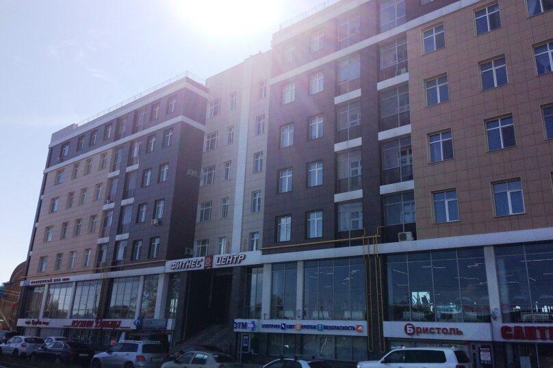 1-комн. квартира, 50 кв.м. на 8 человек, Краснококшайская улица, 119, Казань - Фотография 10