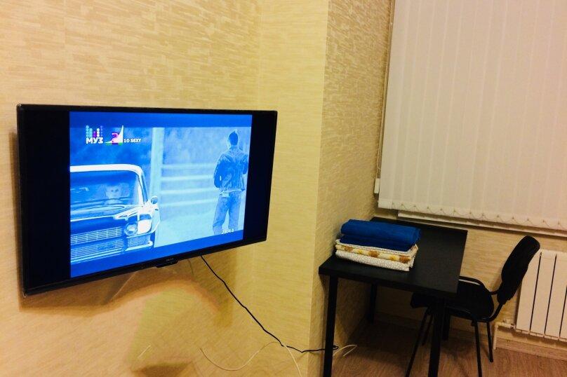 1-комн. квартира, 50 кв.м. на 8 человек, Краснококшайская улица, 119, Казань - Фотография 11