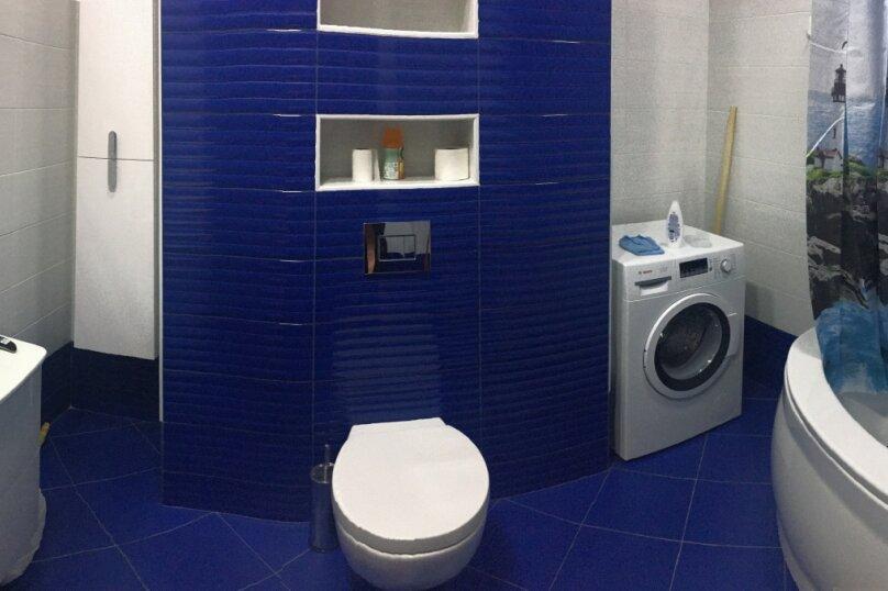 4-комн. квартира, 140 кв.м. на 6 человек, улица Цотнэ Дадиани, 7А, Тбилиси - Фотография 14