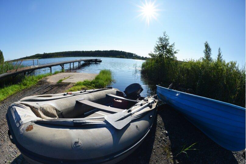 База отдыха, Яшезеро, 1 на 4 номера - Фотография 23
