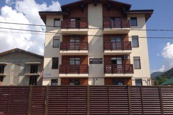 2-комн. квартира, 52 кв.м. на 4 человека, Переселенческая улица, 12, Эстосадок, Красная Поляна - Фотография 1
