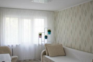2-комн. квартира, 50 кв.м. на 4 человека, улица Достоевского, Новосибирск - Фотография 2