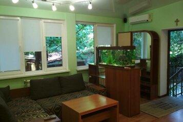 Дом с сауной, 100 кв.м. на 8 человек, 2 спальни, Никитский ботанический сад, Ялта - Фотография 2