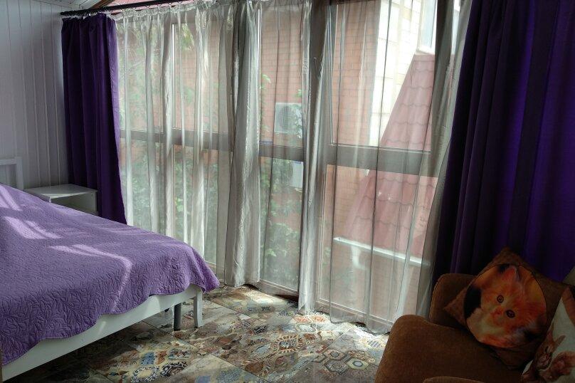 Отдельная комната, Колхозная улица, 106, Геленджик - Фотография 5