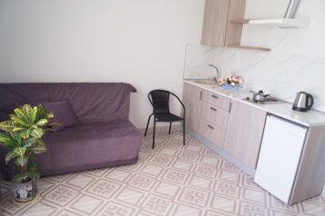 1-комн. квартира, 45 кв.м. на 5 человек, Пограничная, Анапа - Фотография 2