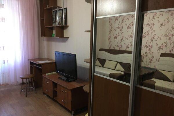 2-комн. квартира, 46 кв.м. на 6 человек, Советская улица, 3, поселок Приморский, Феодосия - Фотография 1