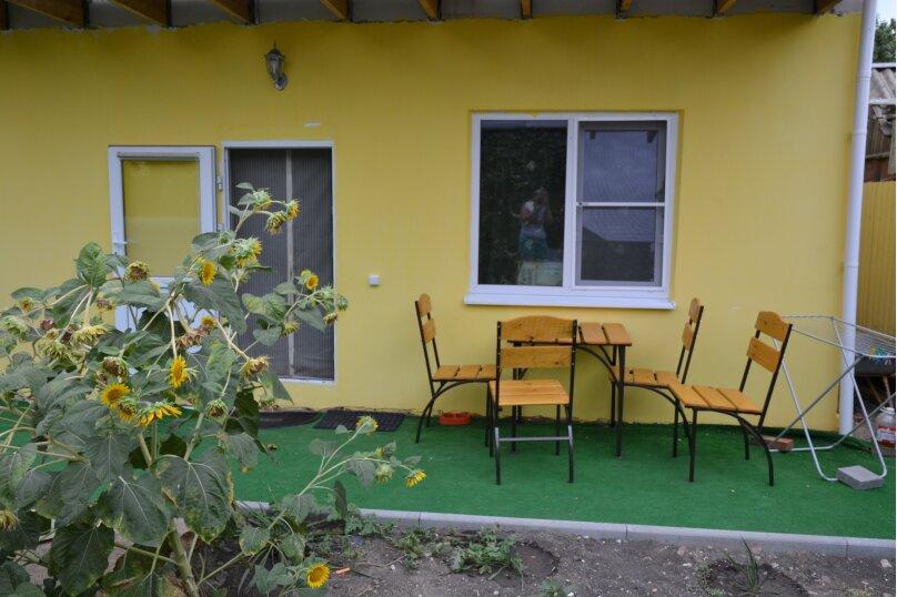 Отдельный 2 комнатный дом с 2 комнатами и 2 сан.узлами и кухней, Морская, 182, Ейск - Фотография 21