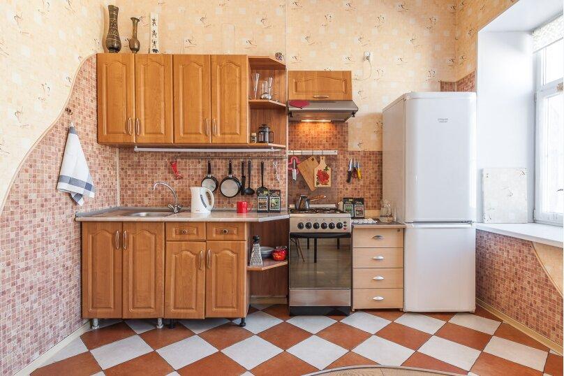 1-комн. квартира, 50 кв.м. на 4 человека, улица Чайковского, 16, Санкт-Петербург - Фотография 5