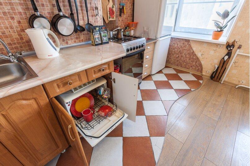 1-комн. квартира, 50 кв.м. на 4 человека, улица Чайковского, 16, Санкт-Петербург - Фотография 12