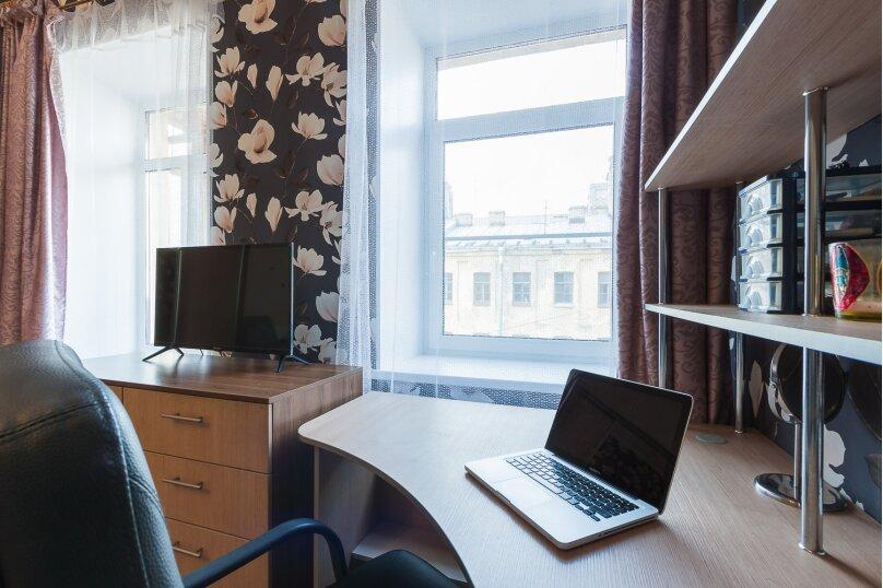 1-комн. квартира, 50 кв.м. на 4 человека, улица Чайковского, 16, Санкт-Петербург - Фотография 14