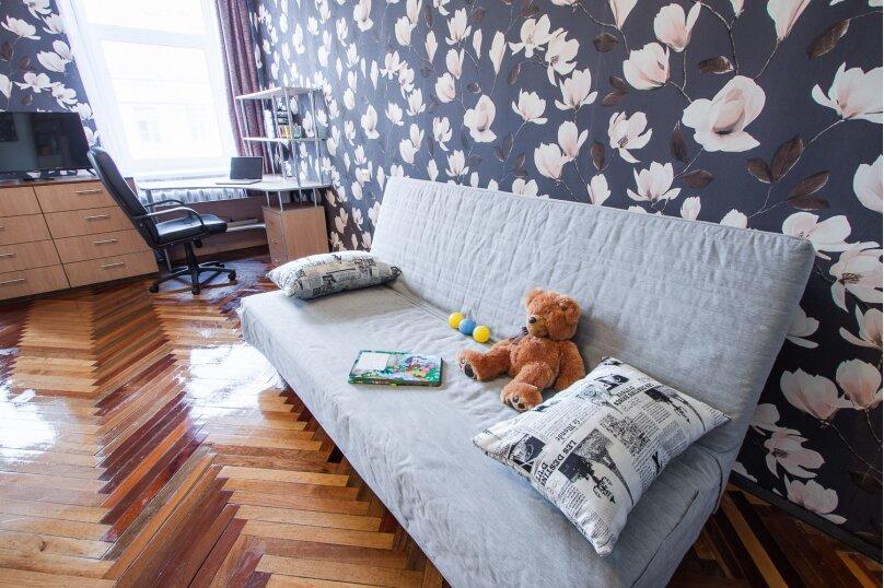 1-комн. квартира, 50 кв.м. на 4 человека, улица Чайковского, 16, Санкт-Петербург - Фотография 23