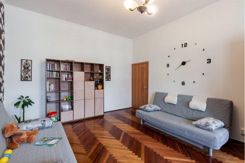 1-комн. квартира, 50 кв.м. на 4 человека, улица Чайковского, 16, Санкт-Петербург - Фотография 24
