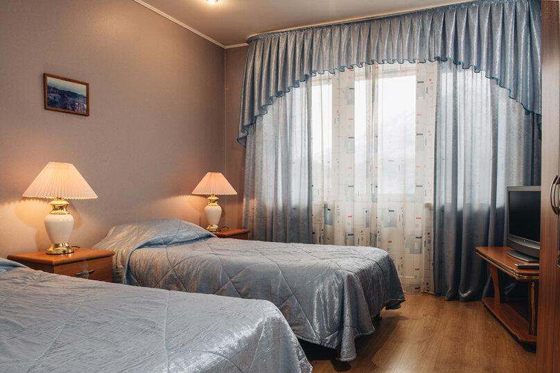 2-х месный номер с раздельными кроватями, Ачишховский переулок, 9, Красная Поляна - Фотография 1