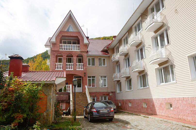 """Гостиница """"Вилла Уютная"""", Ачишховский переулок, 9 на 20 комнат - Фотография 5"""