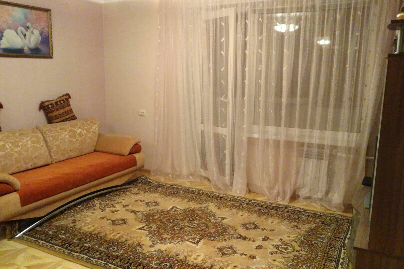 1-комн. квартира, 40 кв.м. на 4 человека, Крымская улица, 181, Анапа - Фотография 1