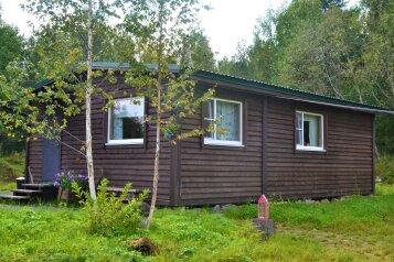 Домик на берегу Онежского озера 2, 56 кв.м. на 7 человек, 2 спальни, деревня Горка, Кондопога - Фотография 1