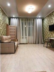 2-комн. квартира, 50 кв.м. на 4 человека, с. Кусимовского рудника, ул. Школьная улица, 29к4, Магнитогорск - Фотография 1