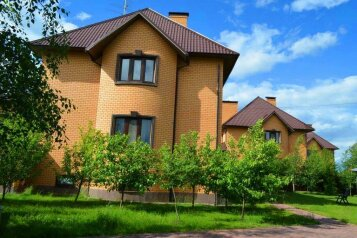 Новый коттедж около озера, 400 кв.м. на 22 человека, 8 спален, деревня Мышецкое, Телевизионная улица, 13/2, Москва - Фотография 1