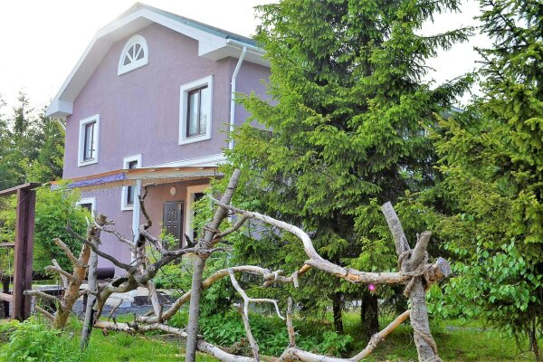 Шале, 300 кв.м. на 20 человек, 7 спален, Железнодорожная улица, 1, Зеленоград - Фотография 1