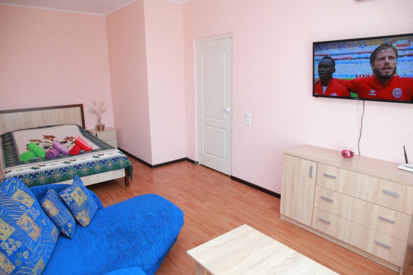 1-комн. квартира, 36 кв.м. на 4 человека, Зиповская улица, 46, Краснодар - Фотография 2