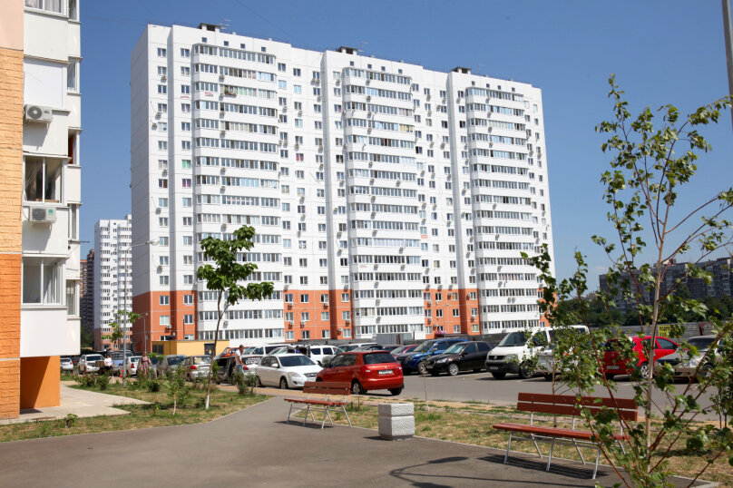 1-комн. квартира, 36 кв.м. на 4 человека, Зиповская улица, 46, Краснодар - Фотография 8