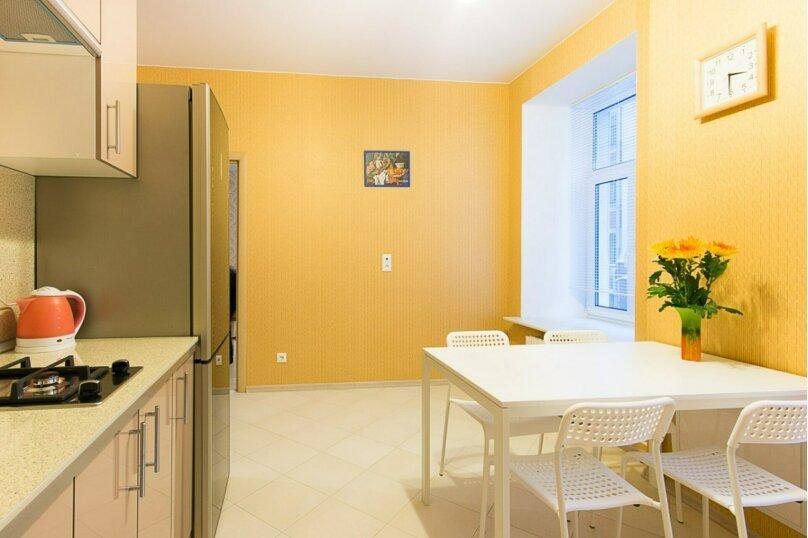 2-комн. квартира, 84 кв.м. на 6 человек, Невский проспект, 84-86, Санкт-Петербург - Фотография 9