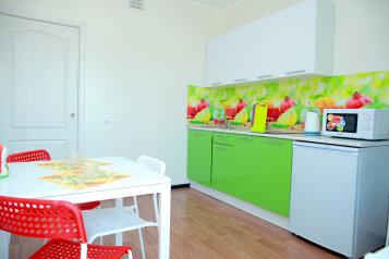 1-комн. квартира, 36 кв.м. на 4 человека, Зиповская улица, 46, Краснодар - Фотография 4