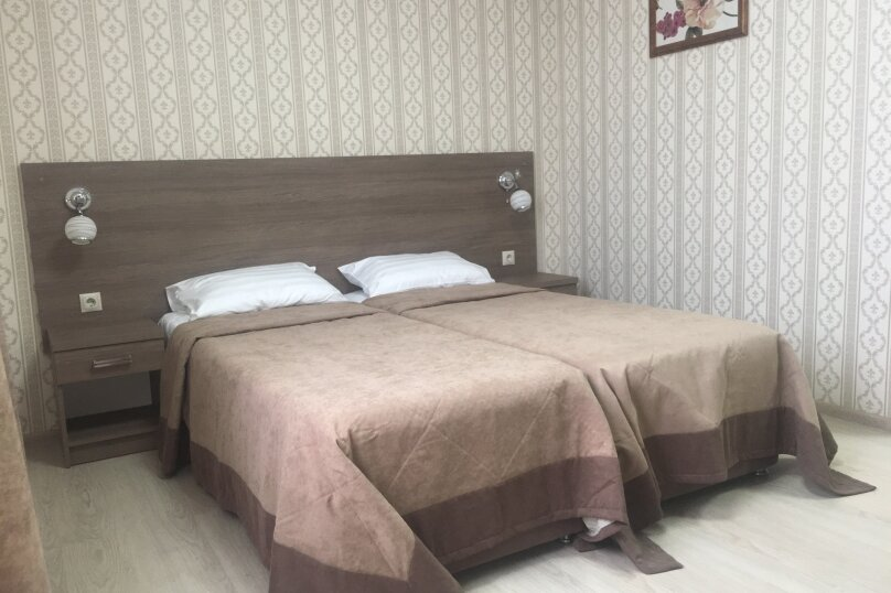 Двухместный номер , улица 2-я Линия, 328, Краснодар - Фотография 1