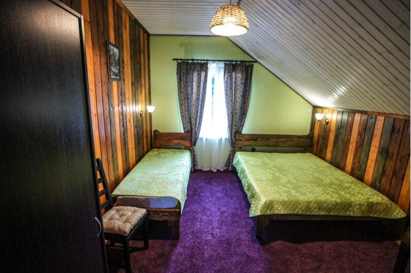 Апартаменты двухкомнатные с кухней третий этаж, Каштановая улица, 14, Архипо-Осиповка - Фотография 6