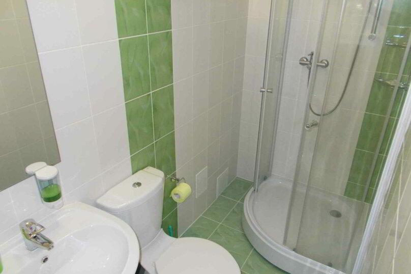 Двухместный номер с собственной ванной комнатой, ул. Уральских рабочих, 50а, Екатеринбург - Фотография 2
