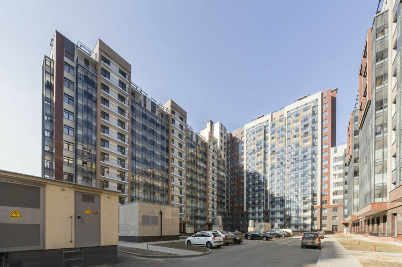 1-комн. квартира, 30 кв.м. на 2 человека, улица Адмирала Черокова, 18к1, Санкт-Петербург - Фотография 28