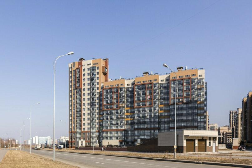 1-комн. квартира, 30 кв.м. на 2 человека, улица Адмирала Черокова, 18к1, Санкт-Петербург - Фотография 29