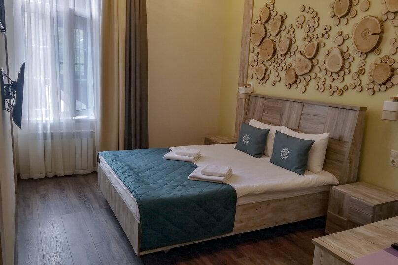 Стандартный двухместный номер с кроватью Kingsize, Ленинградское шоссе, 303, Москва - Фотография 1