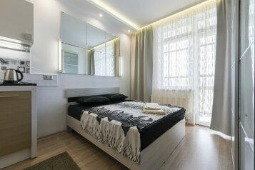 1-комн. квартира, 30 кв.м. на 2 человека, улица Адмирала Черокова, Санкт-Петербург - Фотография 2