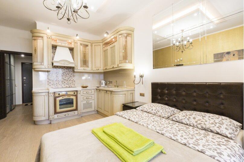 1-комн. квартира, 30 кв.м. на 2 человека, проспект Ветеранов, 169к3, Санкт-Петербург - Фотография 1